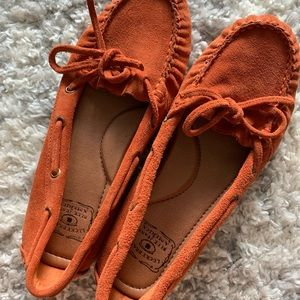 Lucky Brandy suede Moccasins